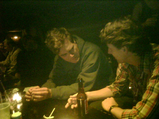 Michael Shannon and Jeff Nichols